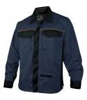 Camicia da lavoro Deltaplus Mach2 blu