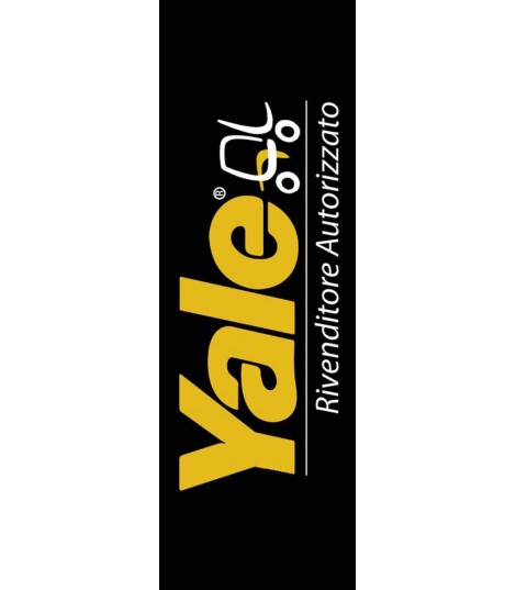Bandiera nautica 300x100 cm Yale